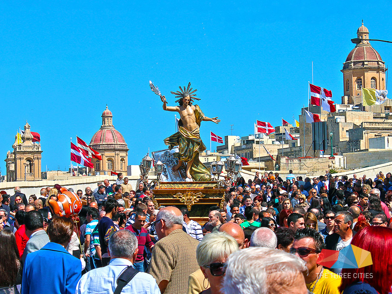 Easter Sunday Malta